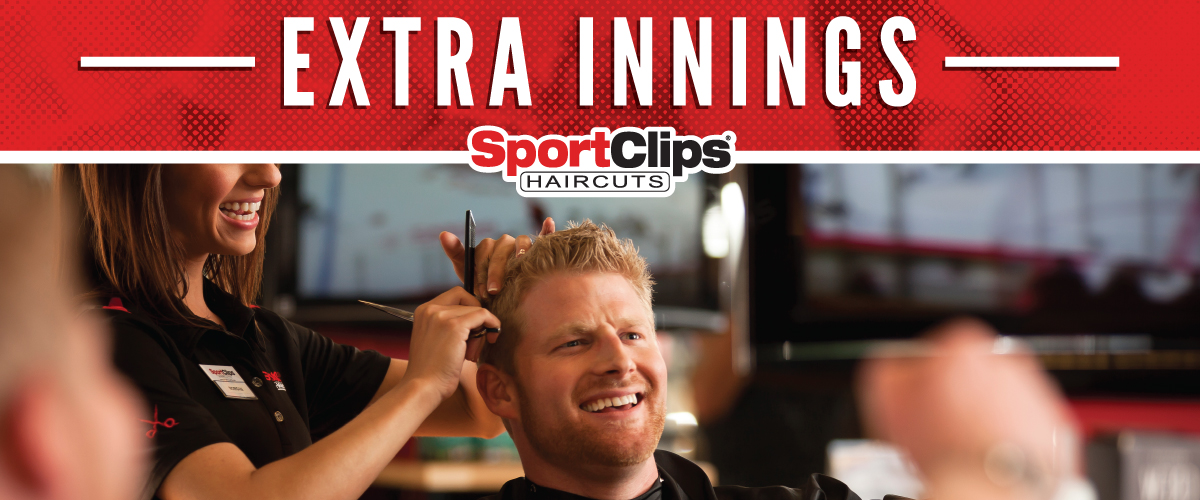 The Sport Clips Haircuts of Buckeye  Extra Innings Offerings